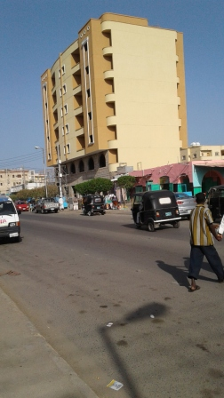 portsudan-road