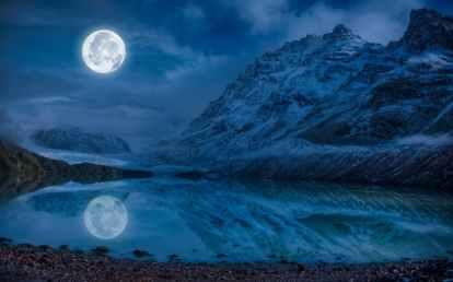 water-mountain-moon-river-158056