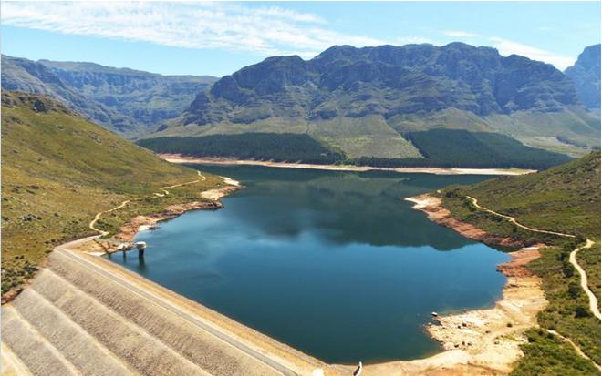 water-dam